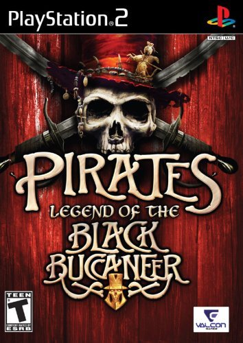 Ps2 Pirates Legend Of The Black Bu Jack Of All Games