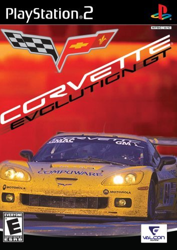 Ps2 Corvette Gt Evolution