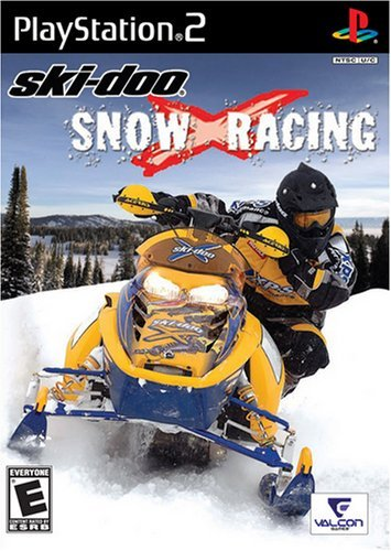 Ps2 Ski Doo Snow X Racing Valcon T