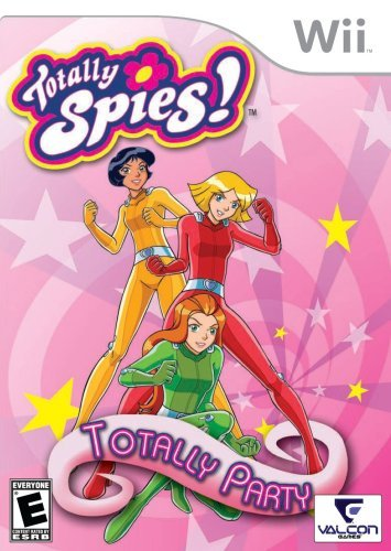 Wii Totally Spies Totally Party