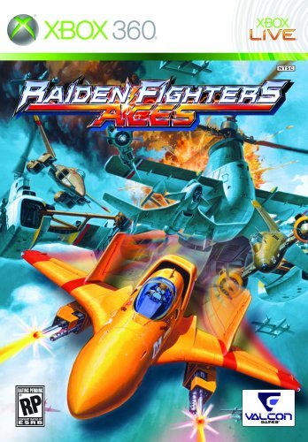 Xbox 360 Raiden Fighter Aces