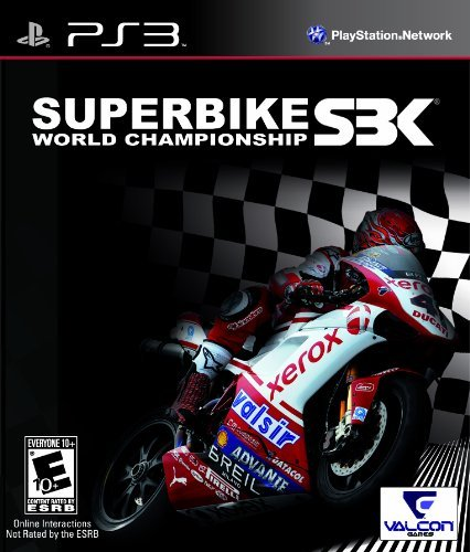Ps3 Superbuke S3k World Championship Due 03 26 10 Street Dated