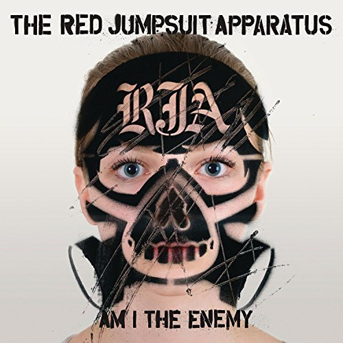 Red Jumpsuit Apparatus Am I The Enemy
