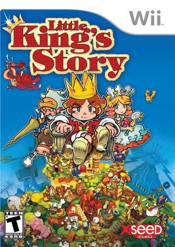Wii Little King's Story