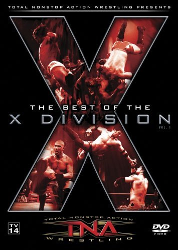 Total Nonstop Action Wrestling Best Of The X Division Vo Clr Nr 2 DVD