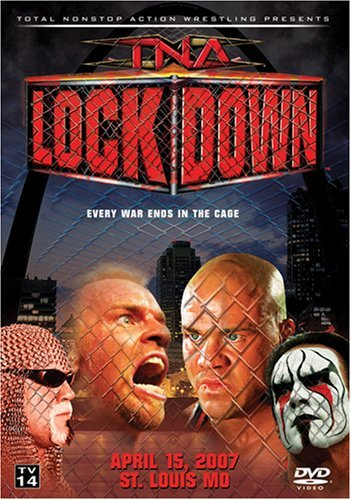 Total Nonstop Action Wrestling Tna Wrestling Lockdown 2007 Nr