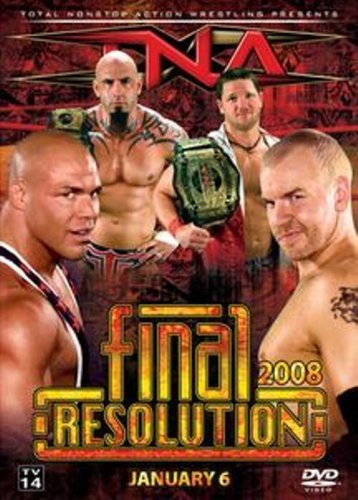 Total Non Stop Wrestling Final Resolution 2008 Nr