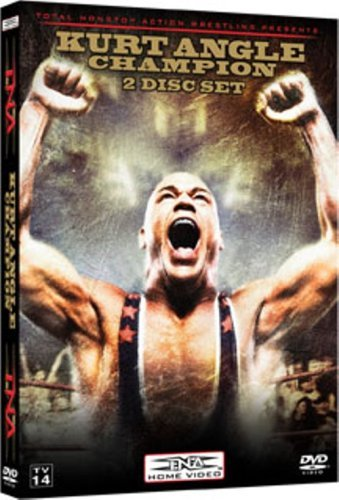 Tna Kurt Angle Champion Nr 2 DVD