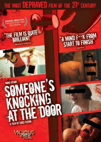 Someone's Knocking At The Door Segan Rueda Buzzington Blu Ray Ws Nr