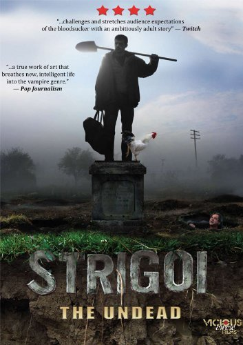 Strigoi The Undead Barbulescu Maxim Paraschiv Nr