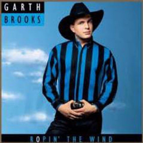 Garth Brooks Ropin The Wind