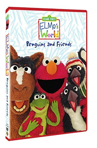 Penguins & Animal Friends Elmo's World Nr