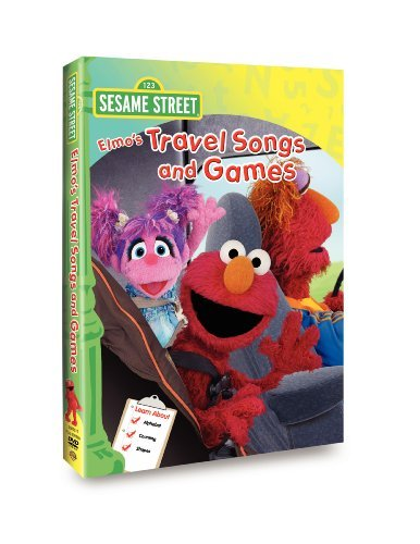 Sesame Street Elmo's Travel Songs & Games Nr