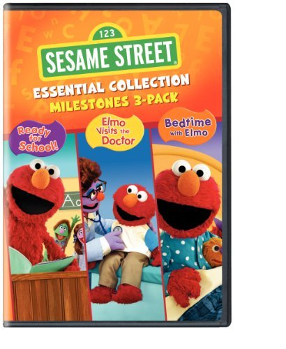 Essentials Collection Mileston Sesame Street