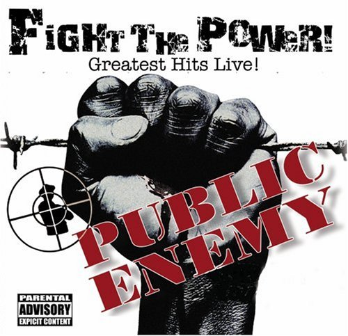 Public Enemy Fight The Power Greatest Hits Explicit Version Incl. DVD