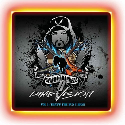 Dimebag Darrell Dime Vision Explicit Version