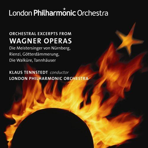 Richard Wagner Orchestral Excerpts From Wagne Tennstedt Lpo