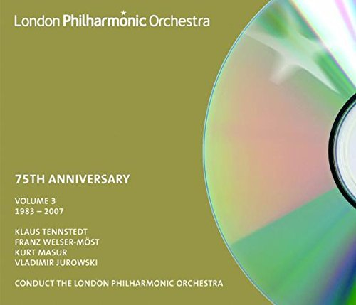 Lpo 75th Anniversary Edition Lpo 75th Anniversary Edition 4 CD Set Various London Po