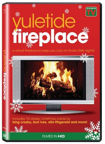 Virtual Yuletide Fireplace Virtual Yuletide Fireplace Clr