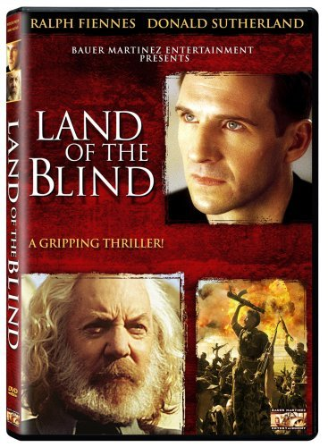 Land Of The Blind Fiennes Sutherland Clr Ws Nr