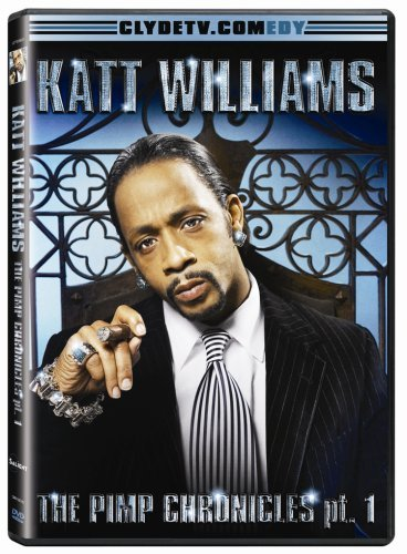 Katt Williams Pimp Chronicles Pt. 1 Nr