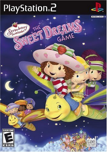 Ps2 Strawberry Shortcake Sweet Dreams