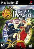 Ps2 Legend Of The Dragon American Game Factory T