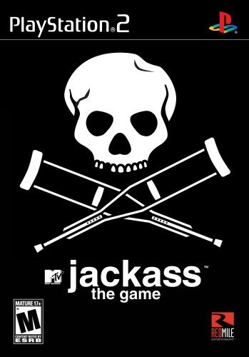 Ps2 Jackass The Game