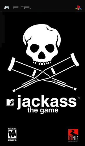 Psp Jackass The Game Red Mile M