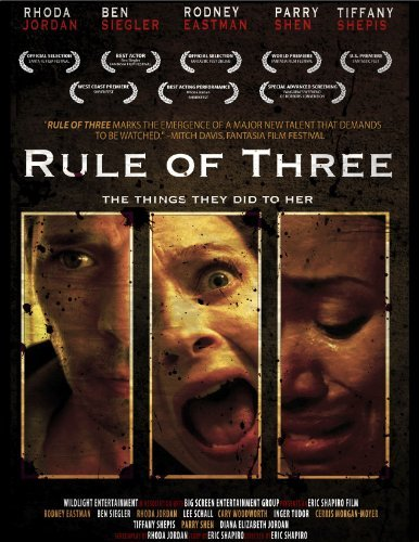 Rule Of Three Jordan Siegler Eastman Shen Ws Nr