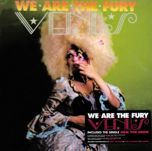 We Are The Fury Venus