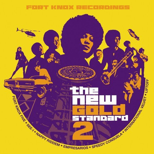 Fort Knox Five Vol. 2 New Gold Standard Import Aus