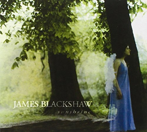 James Blackshaw Sunshrine Digipak