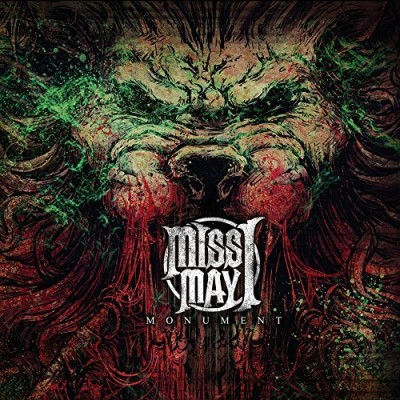 Miss May I Monument Deluxe Ed. Incl. DVD