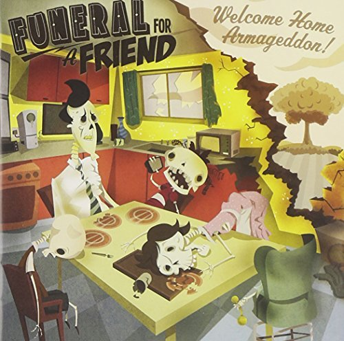 Funeral For A Friend Welcome Home Armageddon