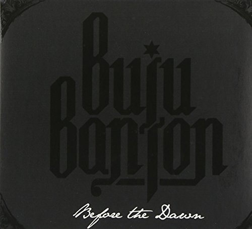 Buju Banton Before The Dawn