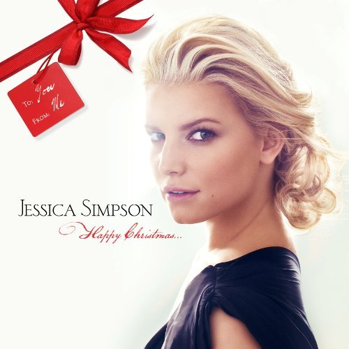 Jessica Simpson Happy Christmas