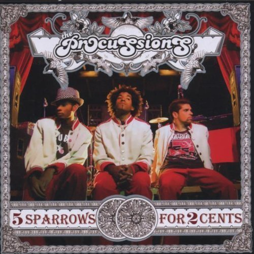 Procussions 5 Sparrows For 2 Cents Enhanced CD
