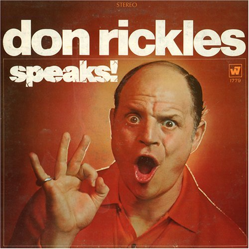 Don Rickles Speaks