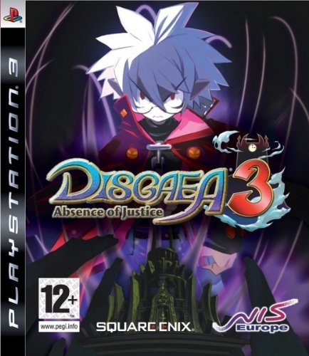 Ps3 Disgaea 3 Absence Of Justice Atlus U.S.A. Inc. T