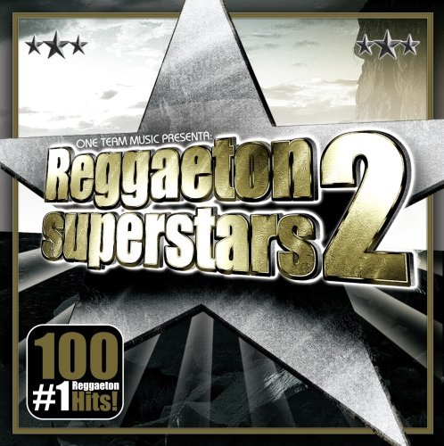 Reggaeton Superstars Vol. 2 Reggaeton Superstars 4 CD Set