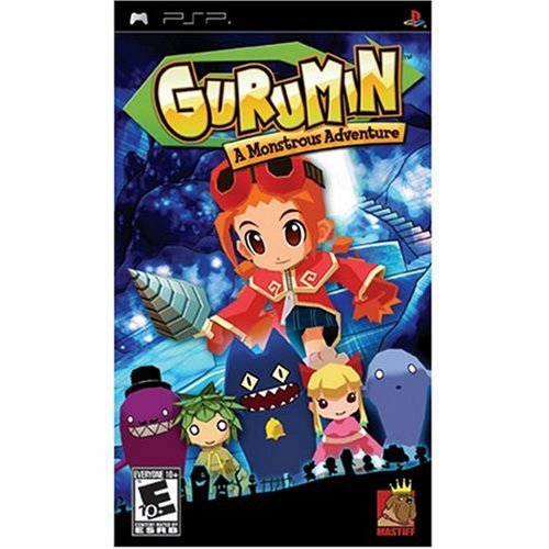 Psp Gurumin A Monstrous Adventure Mastiff