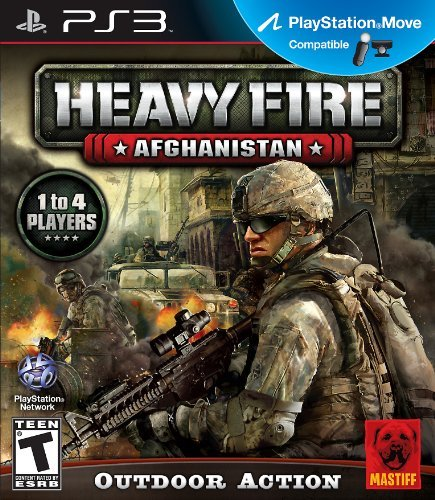 Ps3 Heavy Fire Afghanistan Move Compatible