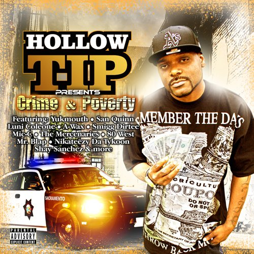 Hollow Tip Crime & Poverty Explicit Version