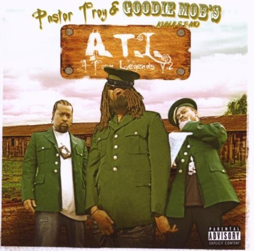 Pastor Troy & Goodie Mob Vol. 2 A Town Legend Explicit Version