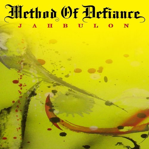 Method Of Defiance Jahbulon Digipak