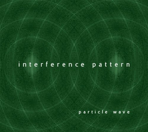 Particle Wave Interference Pattern