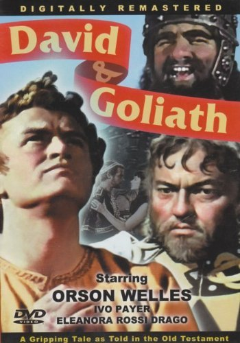 Orson Welles Ivo Payer Edward Hilton David & Goliath