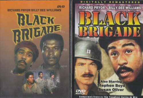 Black Brigade Pryor Williams Boyd Oliver Slim Case