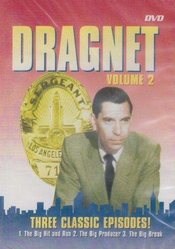 Jack Webb Dragnet Volume 2 [slim Case]